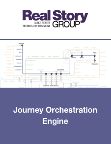 <span>Personalization & Journey Orchestration</span>