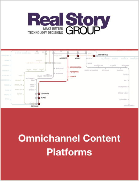 <span>Omnichannel Content Platforms</span>