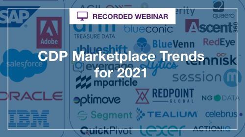 CDP trends