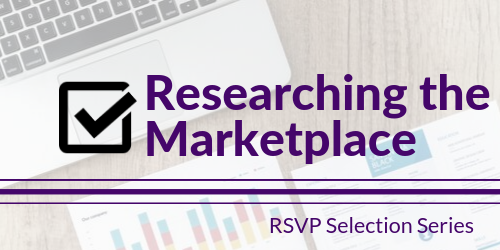 Tech Selection Series: Researching the Marketplace