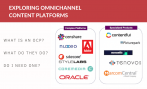 Where Does an Omnichannel Content Platform Fit in Your Stack?