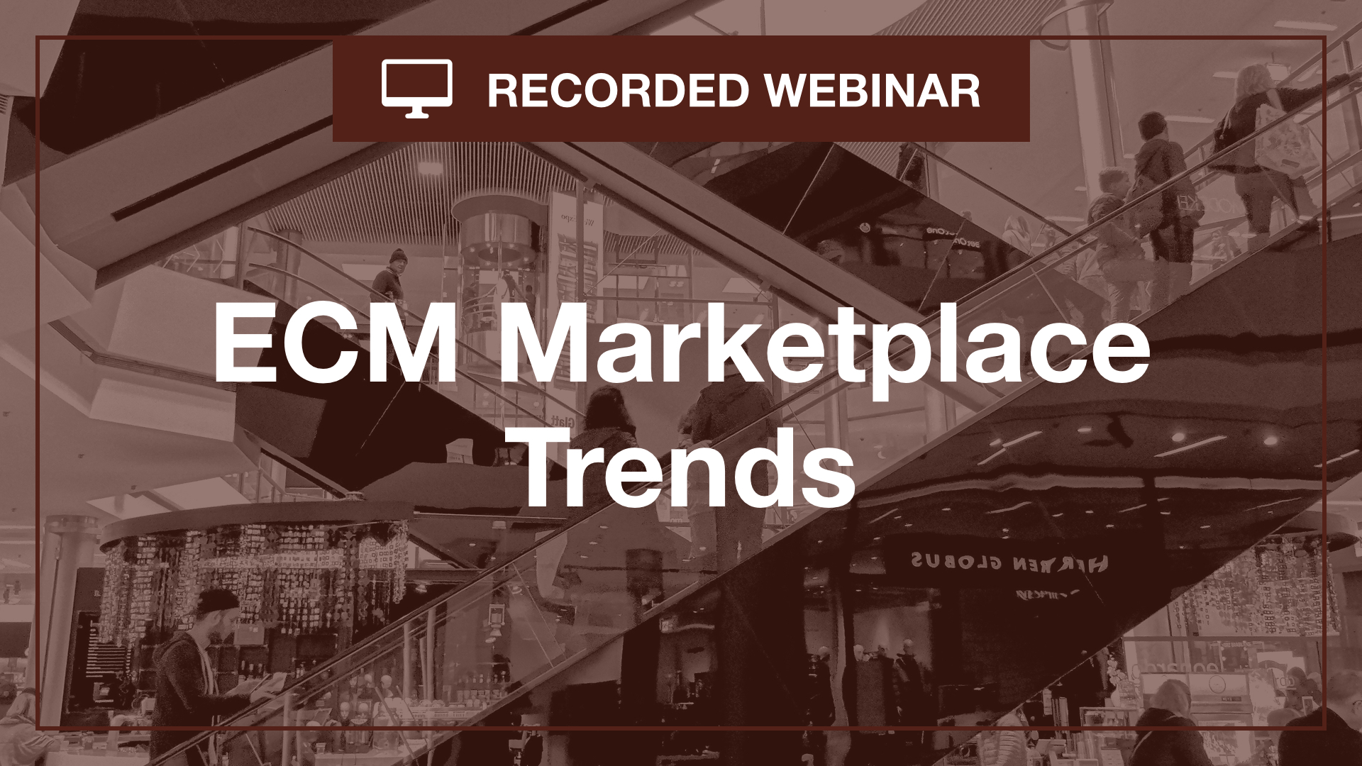 ECM Marketplace